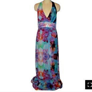 Nicole Miller Atelier silk dress